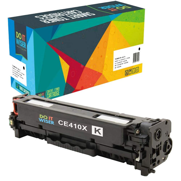 HP LaserJet Pro 400 Color M451nw Toner Black