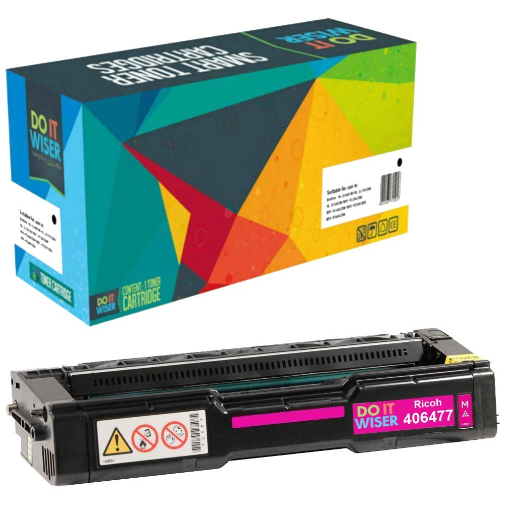Ricoh SP C312DN Toner Magenta High Yield