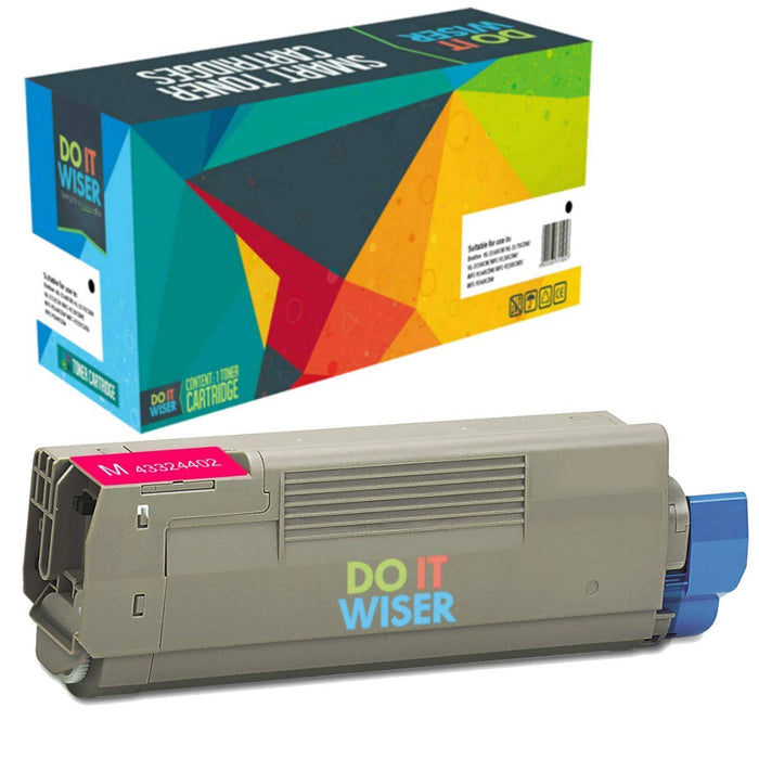 OKI C5800 Toner Magenta High Yield