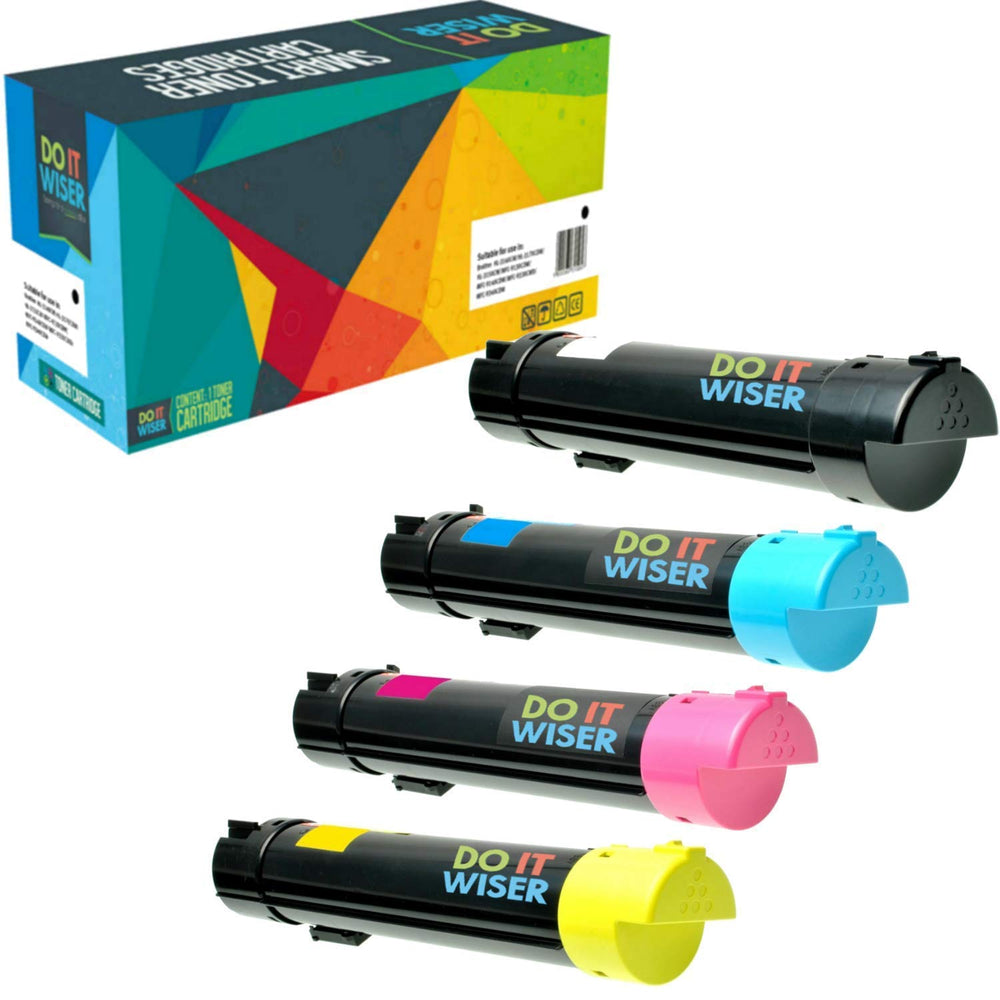 Dell C5765 Toner Set High Yield