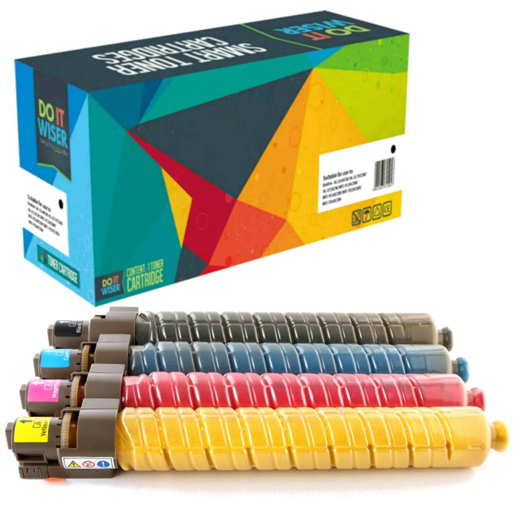Ricoh Aficio MP C3500 Toner Set High Yield