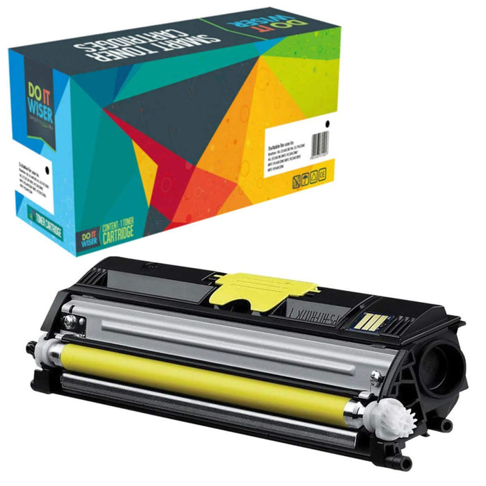 Konica Minolta Magicolor 1690mf Toner Yellow Extra High Yield
