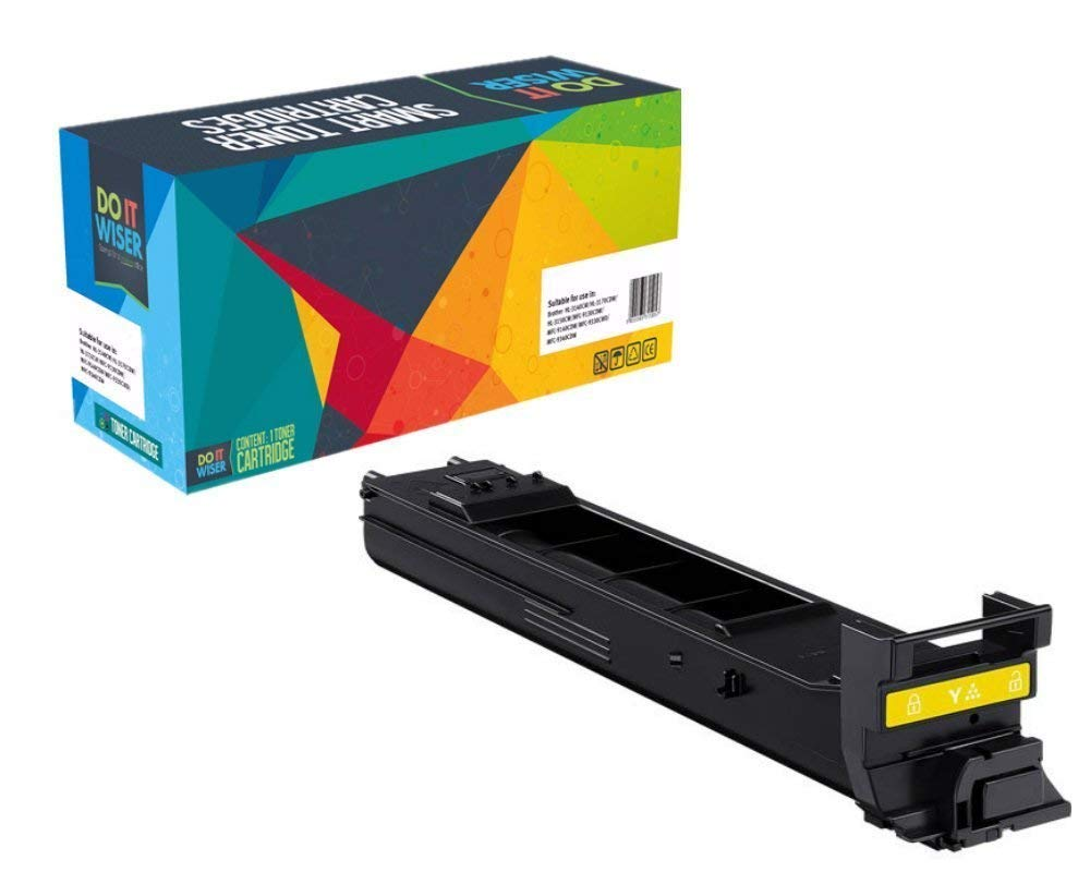 Konica Minolta 4650 Toner Yellow High Yield