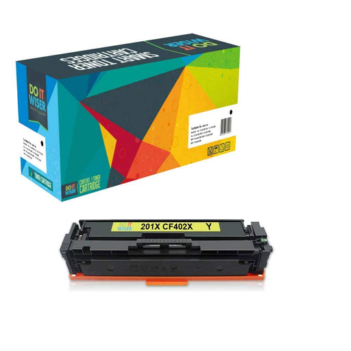 HP MFP M277dw Toner Yellow High Yield