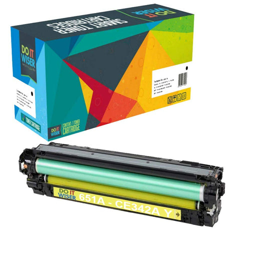 HP 651A Toner Yellow