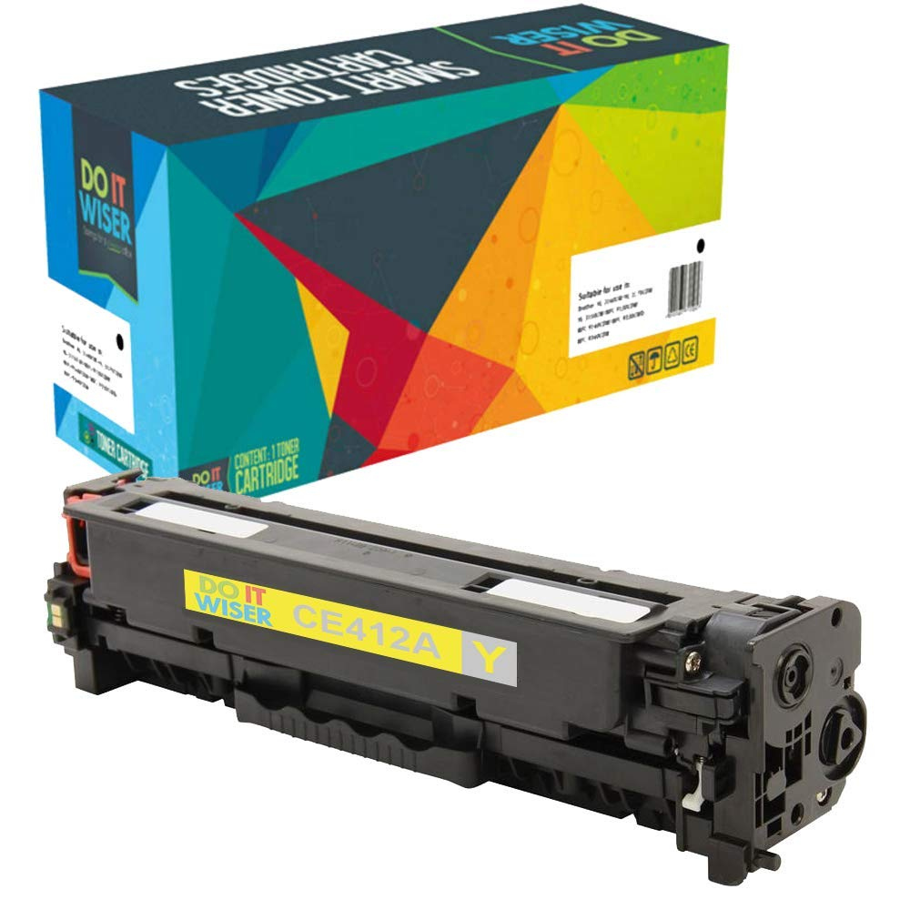 HP LaserJet Pro 300 Color MFP M375nw Toner Yellow