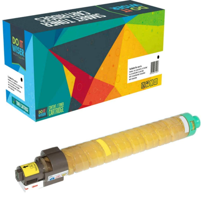 Ricoh Aficio MP C3001 Toner Yellow High Yield
