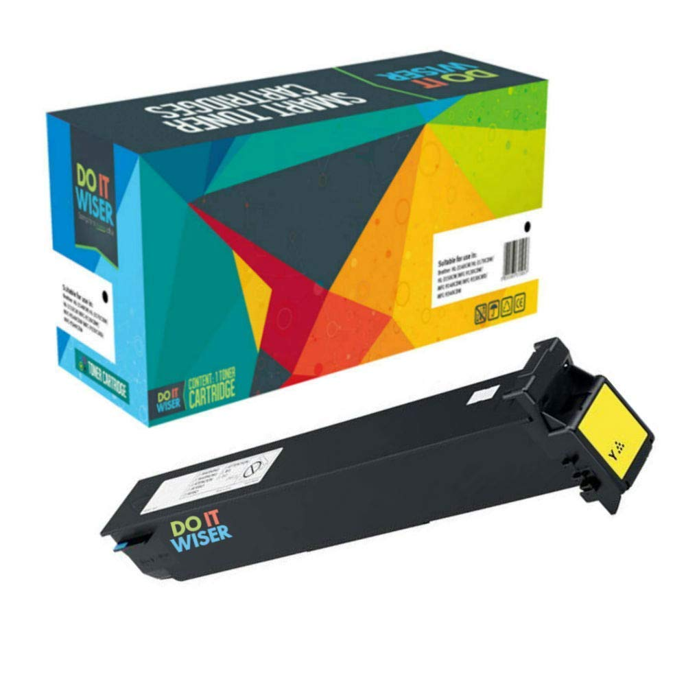 Konica Minolta Bizhub C452 Toner Yellow High Yield