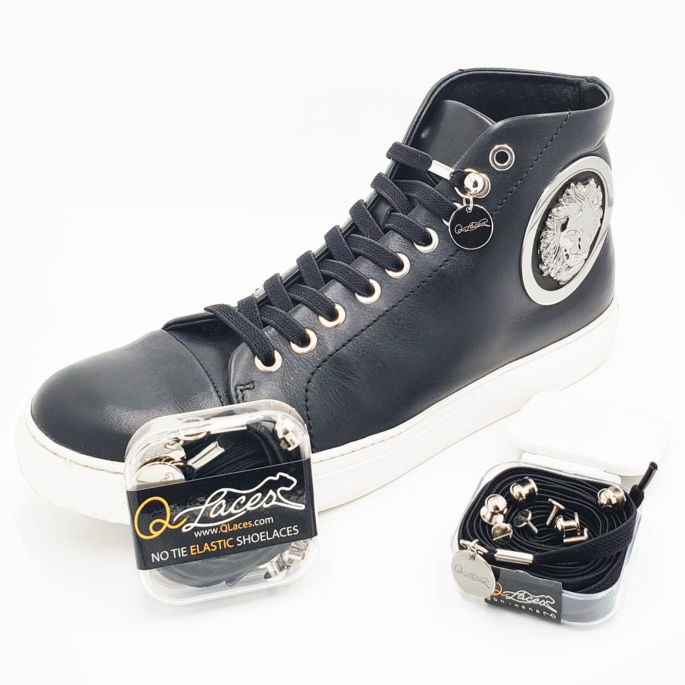 No Tie Shoelaces by Qlaces