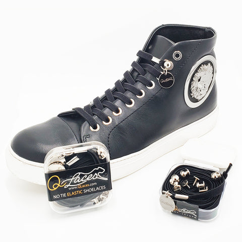 Image of Nylon No Tie Shoelaces by Qlaces