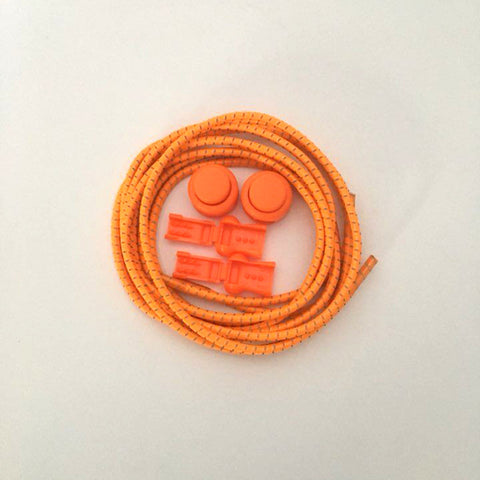 Image of Qlaces Sport No Tie Shoelaces for Runners, Joggers, Walkers, Climbers, Hikers, and Sport Players