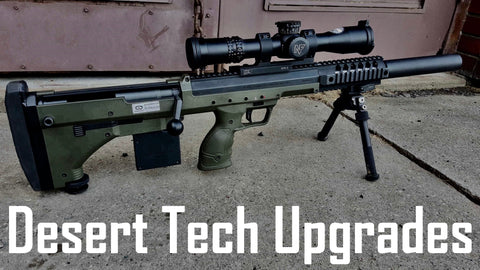 Desert Tech Upgrade Parts