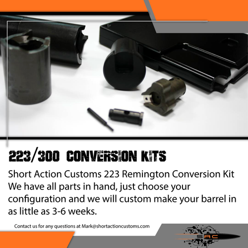 223/300 Conversion Kits