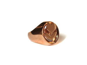 Anillo Blooming Flower