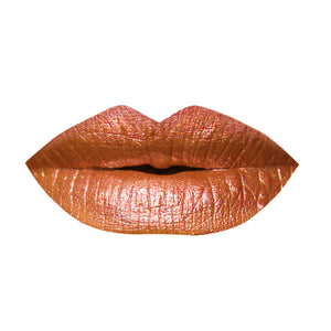 """Bronze Gold"" Ride or Die Liquid Lipstick"