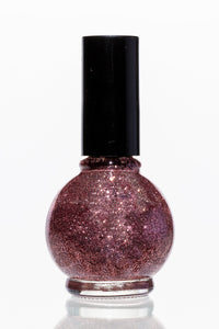 """Kinky"" - All That Glitters Line - 7 Free, Vegan, Cruelty Free Nail Paint Polish"