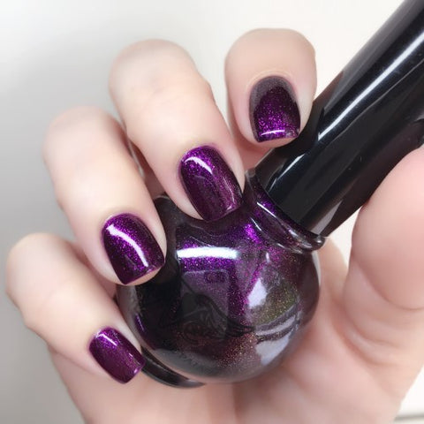"""Erotika"" - Shape Shifter Color Line 7 Free, Vegan, Cruelty-Free Nail Paint Polish"