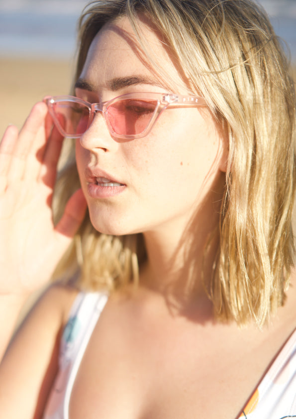 Load image into Gallery viewer, MIRANDA - Candy Pink Sunglasses