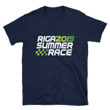 Load image into Gallery viewer, Official Riga Summer Race 2019 Unisex T-Shirt 4 colors