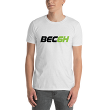 Load image into Gallery viewer, Classic BEC6H logo Short-Sleeve Unisex T-Shirt 4 colors