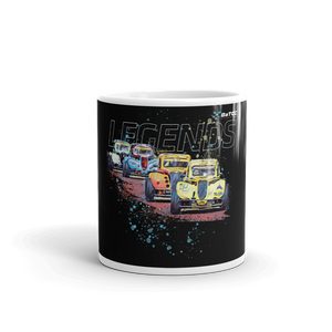 Legends Mug black