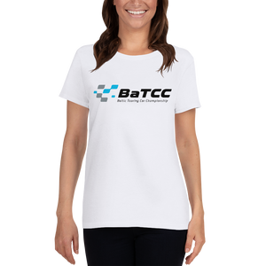 Women's short sleeve BaTCC logo t-shirt