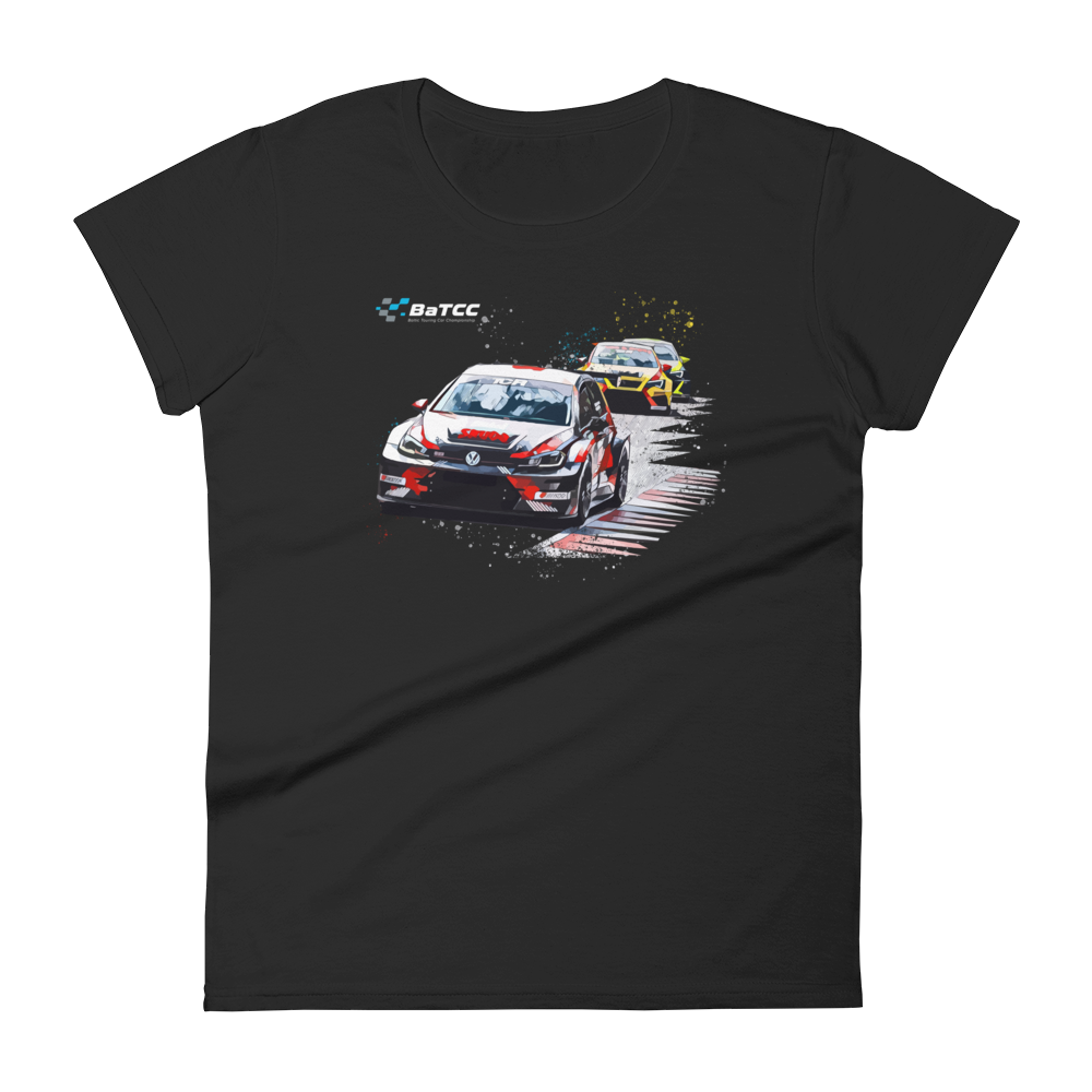 TCR Series Women's Short Sleeve T-Shirt
