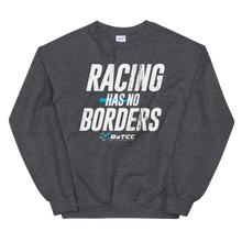 Load image into Gallery viewer, Racing Has No Borders Unisex Sweatshirt