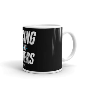 Racing has no borders Mug