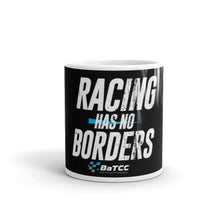 Load image into Gallery viewer, Racing has no borders Mug