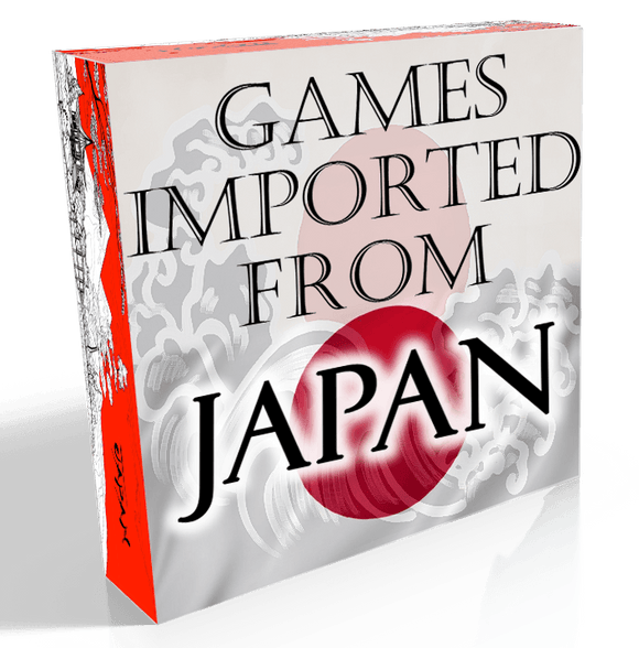 Games from Japan