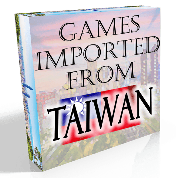 Games from Taiwan