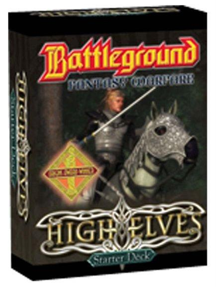 Battleground Fantasy Warfare: High Elves
