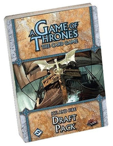 A Game of Thrones Card Game: Fire and Ice Draft Pack