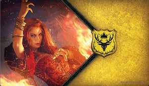 A Game of Thrones Card Game: The Red Woman Playmat