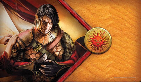 A Game of Thrones Card Game: The Red Viper Playmat
