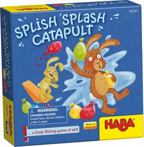 Splish Splash Catapult!