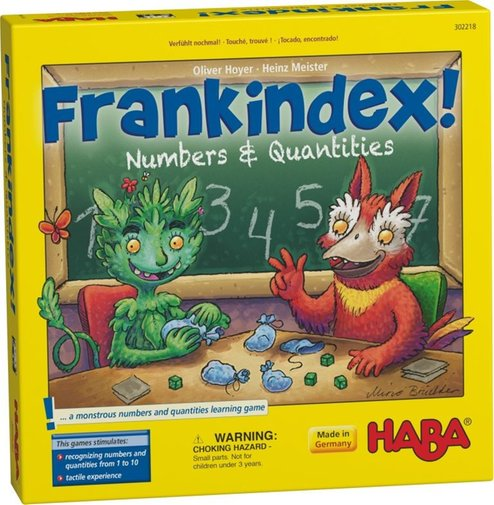 Frankindex! Numbers & Quantities