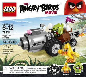 LEGO: Angry Birds: Piggy Car Escape