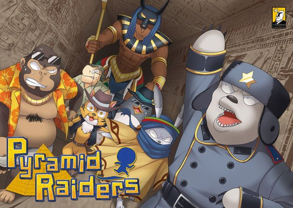 Pyramid Raiders