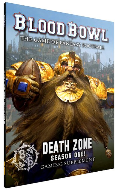 Blood Bowl: Death Zone: Season 1!