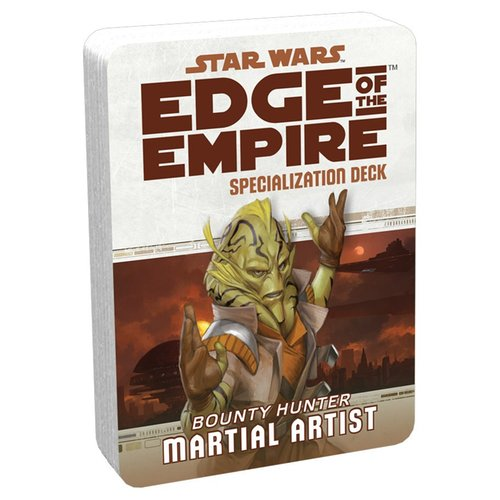 Star Wars: Edge of the Empire: Martial Artist