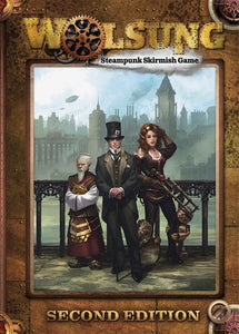Wolsung Steampunk Skirmish Core Rules