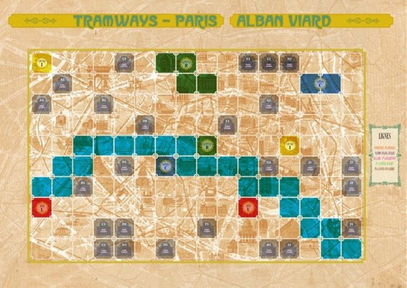 Tramways: Paris / New York