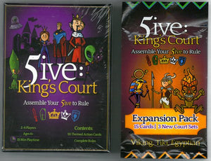 5ive Kings Court + Expansion Pack