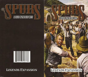 Spurs: Legends Expansion