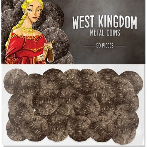 Architects of the West Kingdom Coins