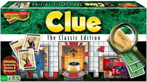 Clue Classic Edition - Ding & Dent