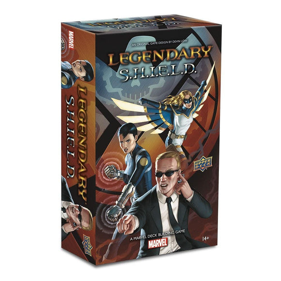 Legendary: A Marvel Deck Building Game – S.H.I.E.L.D.