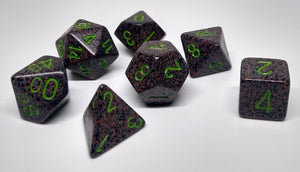 Chessex 25310 Speckled: Earth - Polyhedral (7 Dice)